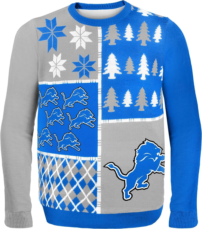FOCO NFL Busy Block Sweater