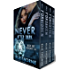 Never After Dark The Boxed Set Books 1 - 4 (Shifters Forever Worlds Book 3)