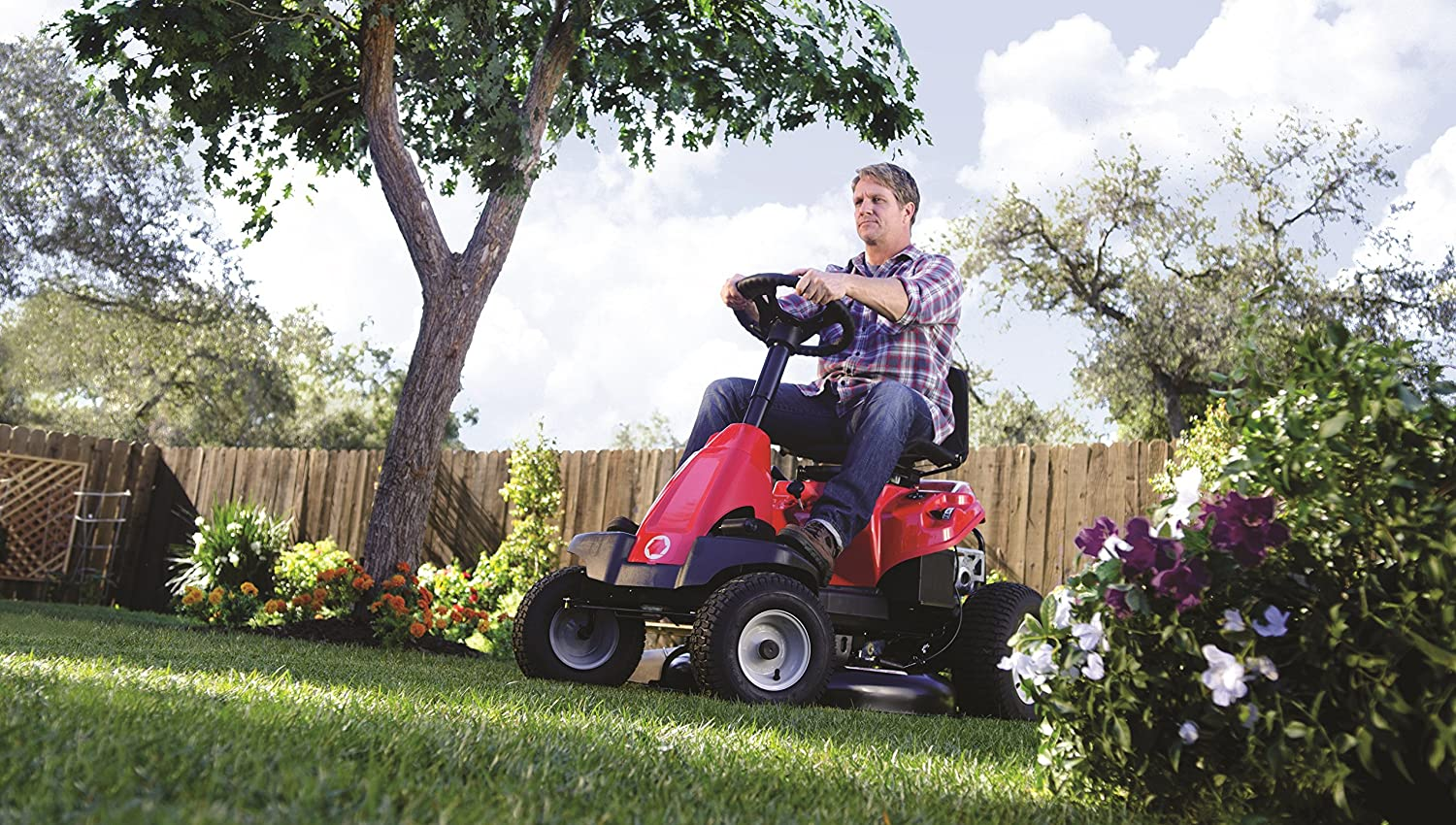 troy bilt lawn tractor reviews
