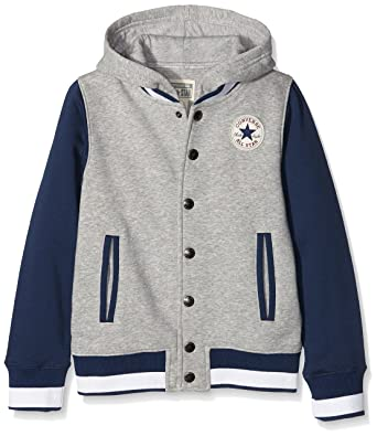 converse hooded jacket