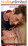 Gay Runaway Romance: The Office: A Bartender Breaking The Office with Lust & Love