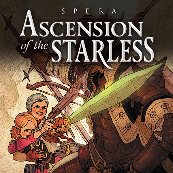 Spera: Ascension of the Starless (Issues) (2 Book Series)