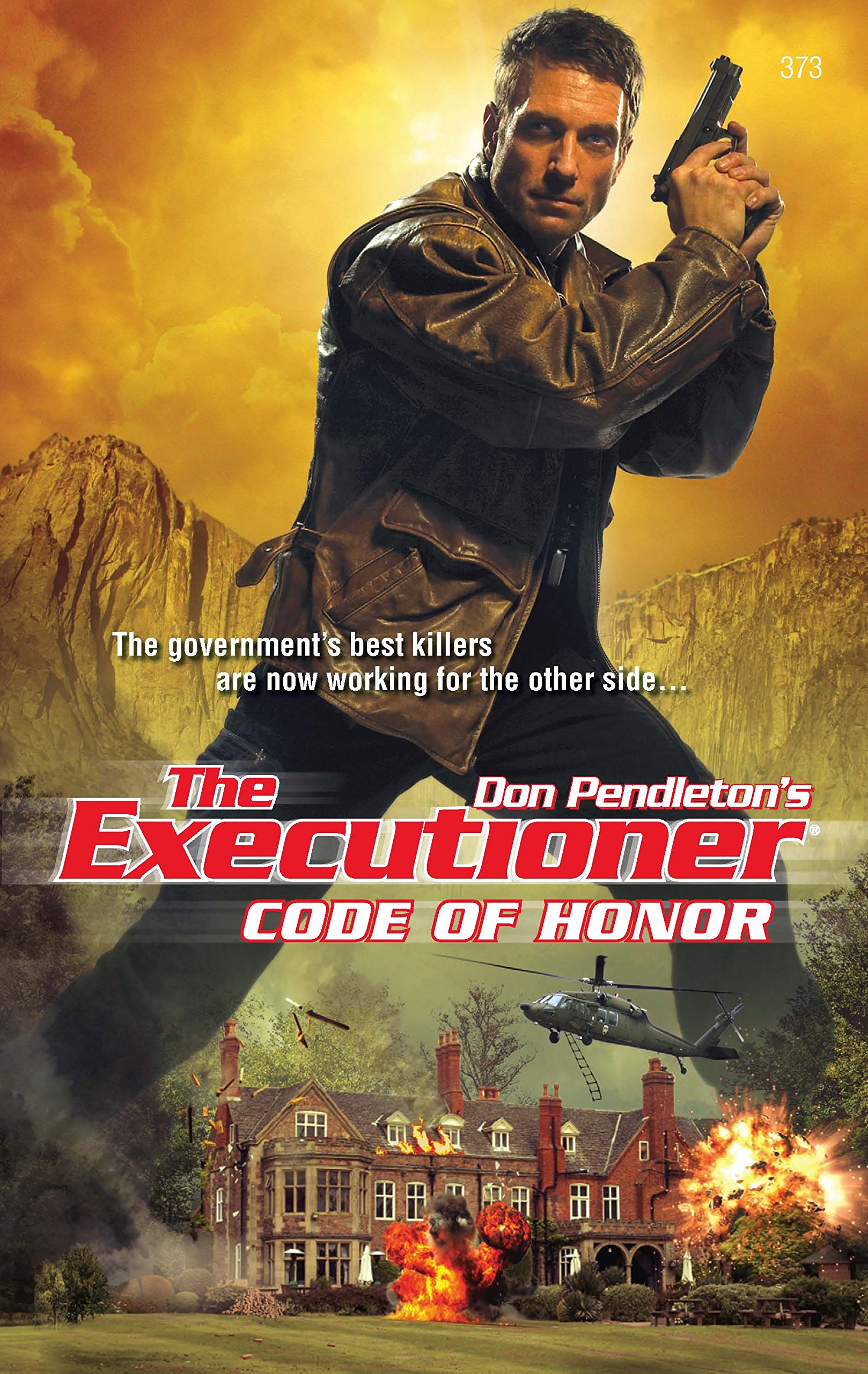 Amazon.com: Code of Honor (The Executioner) (9780373643738): Don Pendleton:  Books