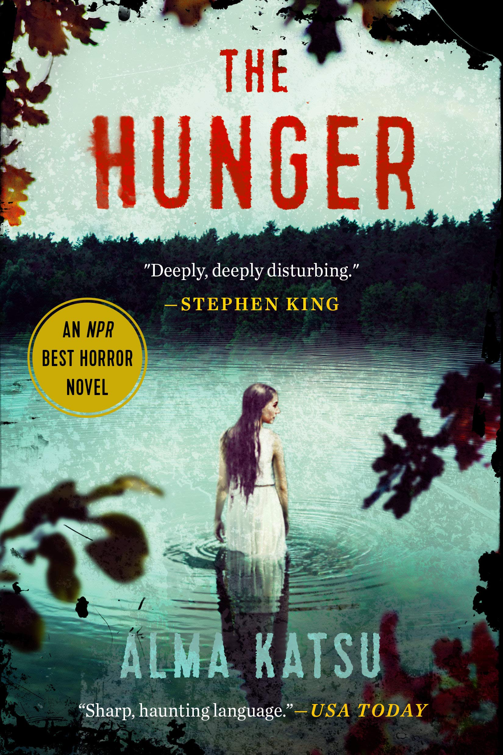 Amazon.com: The Hunger (9780735212534): Katsu, Alma: Books