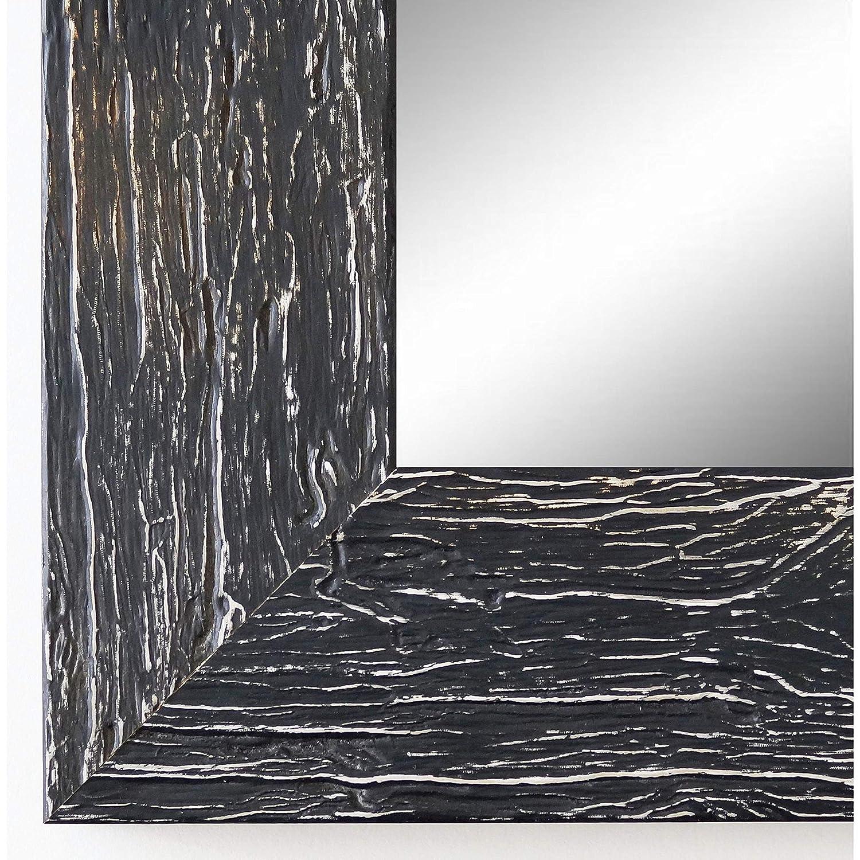 Online Galerie Bingold Spiegel Wandspiegel Badspiegel - Capri Schwarz Schwarz Schwarz 5,8 - Handgefertigt - 200 Größen zur Auswahl - Modern, Vintage, Shabby - 40 x 50 cm AM 63bf3a