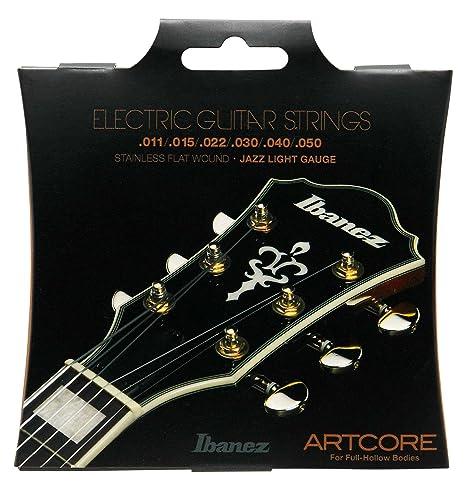 Ibanez IFAS6SL - Juego cuerdas para guitarra eléctrica