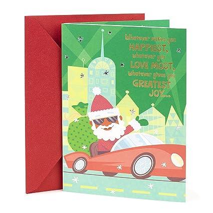 Mahogany Christmas Cards