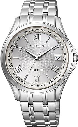 cdd3c493ed [シチズン]CITIZEN 腕時計 EXCEED エクシード エコ・ドライブ電波時計 ペアモデル CB1080-