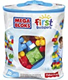 Mega Bloks Classic Buildable Bag, 60 Pieces