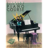 Alfred's Basic Adult Piano Course: 2