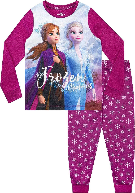 Disney Girls Frozen Pajamas