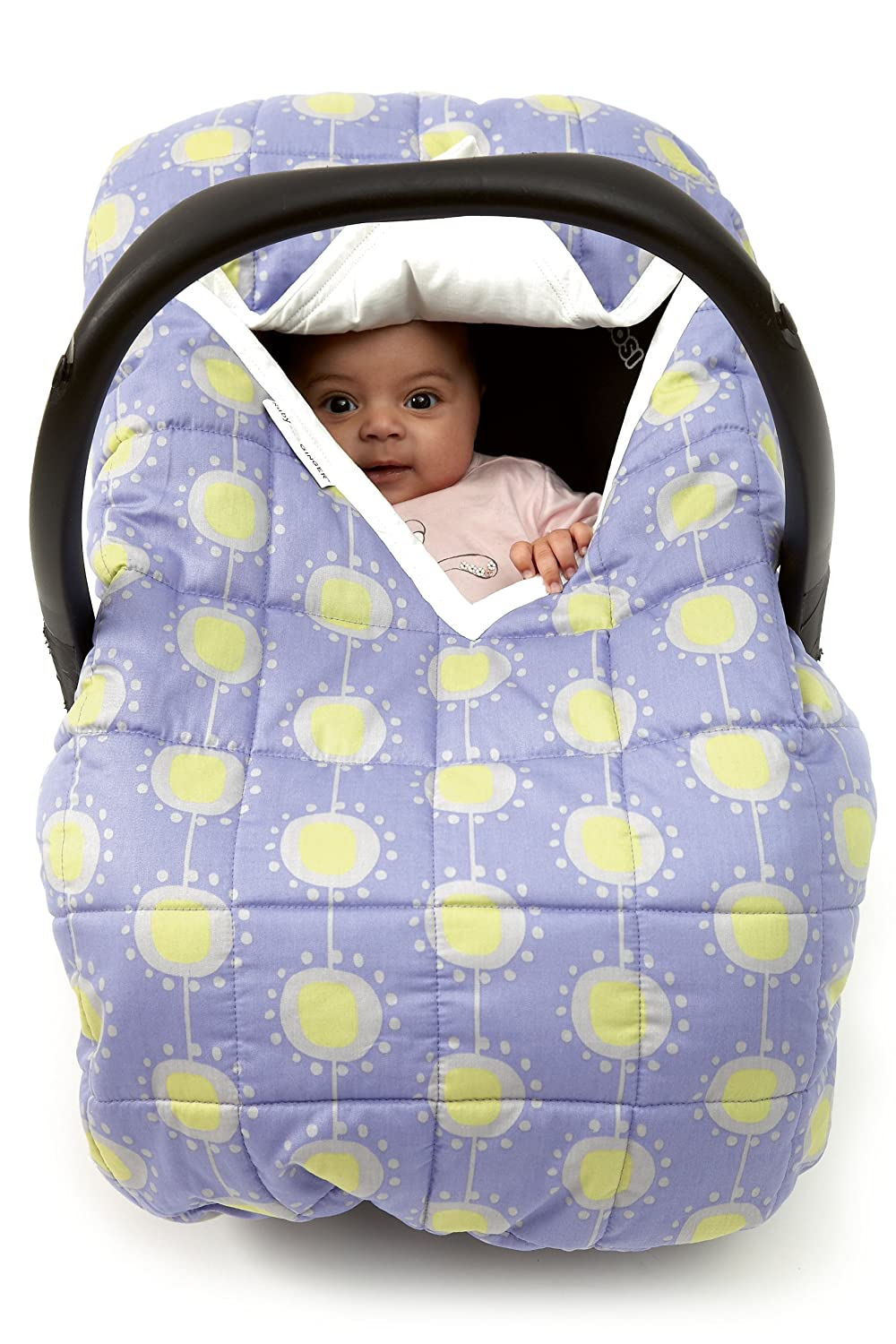 Silver Star Ruby and GINGER Cosy Car Seat Cover
