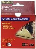 3M 714DC-NA General Purpose Carpet Tape
