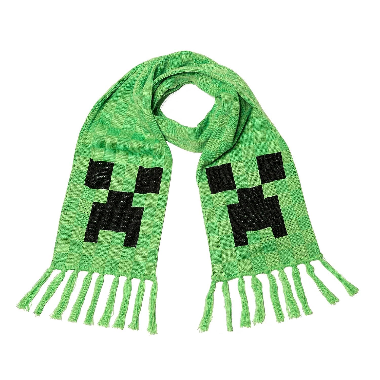 Minecraft Creeper Scarf Jinx JX-MNC-SC1