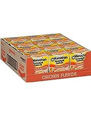 Maruchan Instant Lunch Chicken Flavor, 2.25 Oz, Pack of 12
