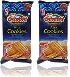 Family Atta Cookies, 300 grams (Pack of 2)