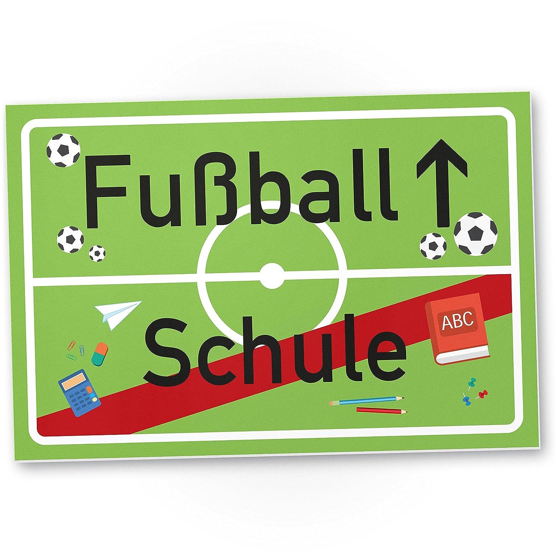 dankedir. Fútbol - Escuela plástico Cartel, regalo Pequeños ...