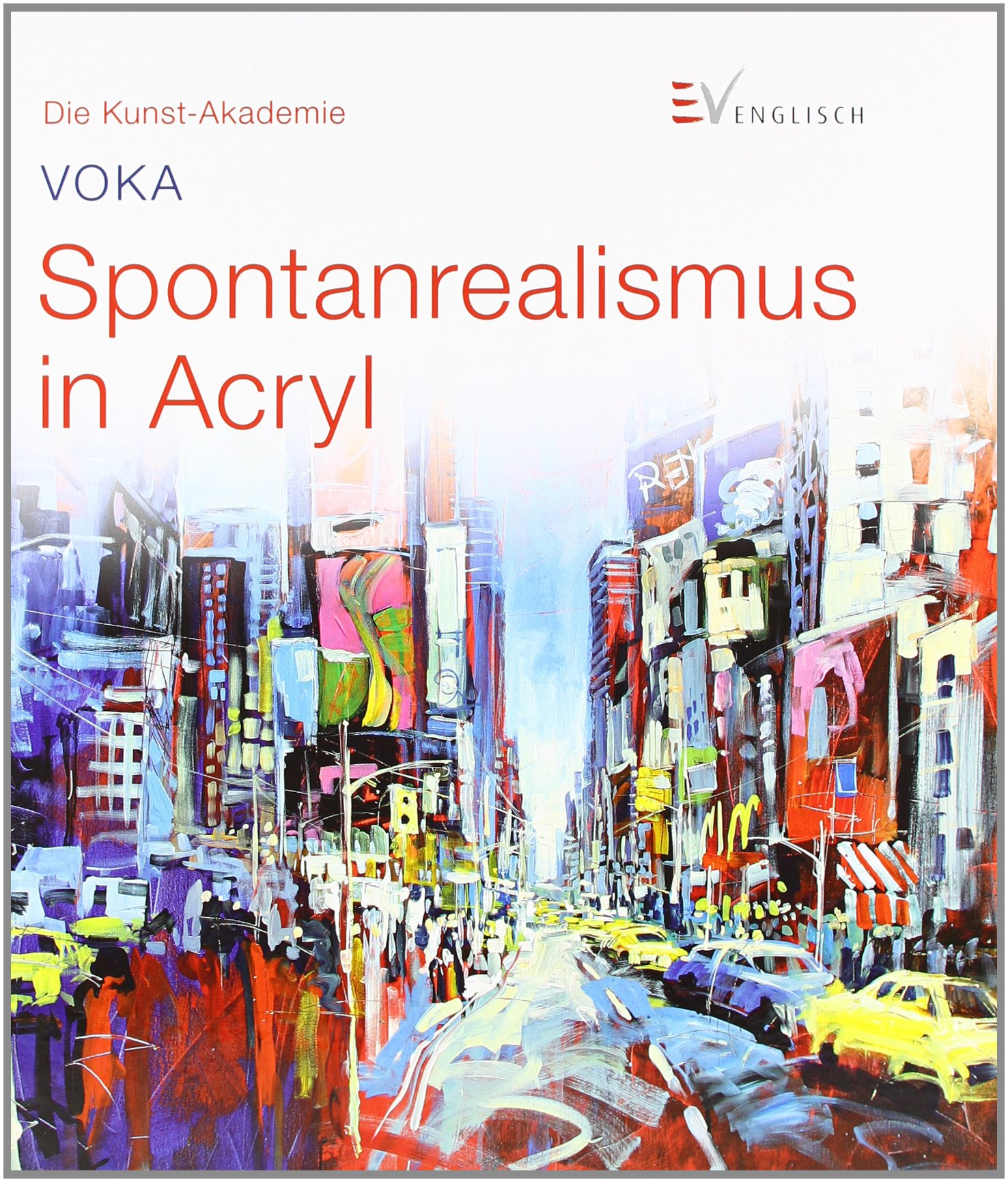 Spontanrealismus in Acryl
