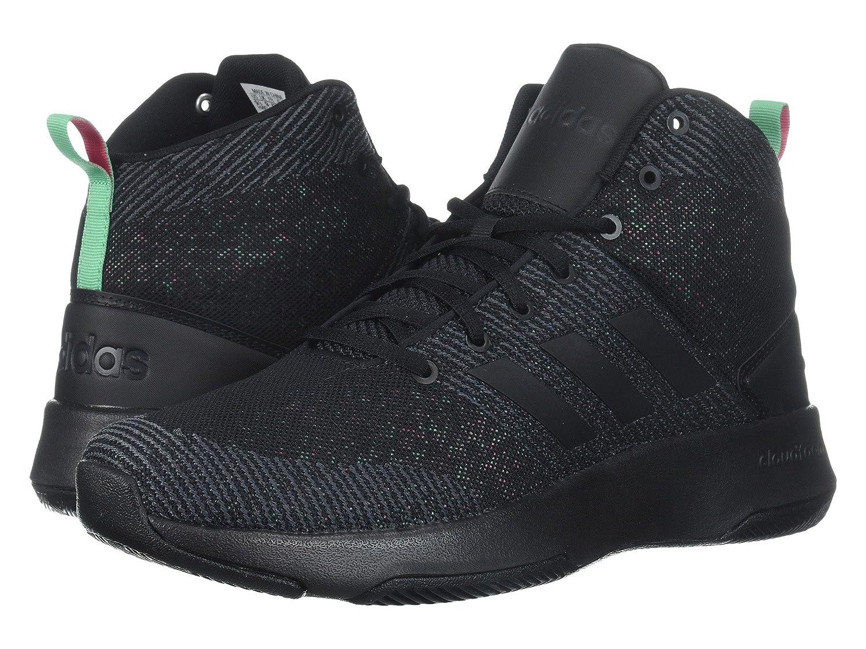 (アディダス) adidas メンズ野球ベースボールシューズ靴 CF Executor Mid Black/Black/Carbon 9 (27cm) D Medium B07BQ82MH1