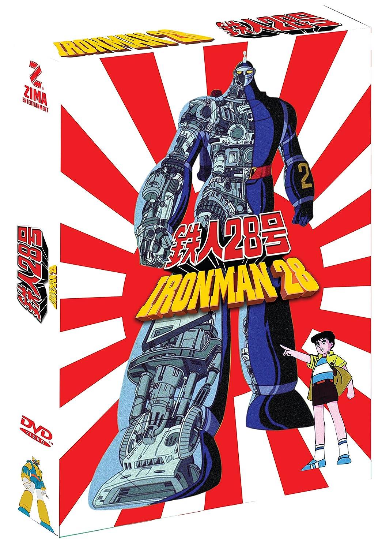 Iron Man 28 51 Episodios Personajes Animados Yonehiko