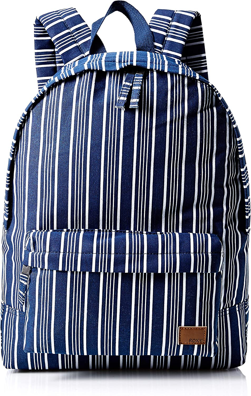 Roxy womens Sugar Baby Canvas Backpack Backpacks