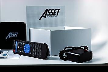 Amlogic S912 Asset Android 6 0 Octa-Core Mini PC TV Box