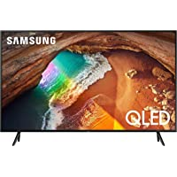 Samsung 138 cm (55 Inches) 4K Ultra HD Smart QLED TV QA55Q60RAKXXL (Black) (2019 Model)