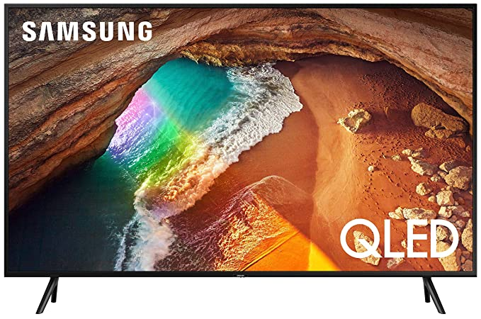 Samsung 123 cm  49 Inches  4K Ultra HD Smart QLED TV QA49Q60RAKXXL  Black   2019 Model  Smart Televisions