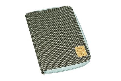 Lässig Gold Label - Funda para agenda y documentos Metallic ...