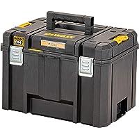DEWALT TSTAK Derin Alet Kutusu VI, DWST83346-1 (44 l hacim, büyük hacimli kutu, diğer TSTAK kutularıyla kombine…