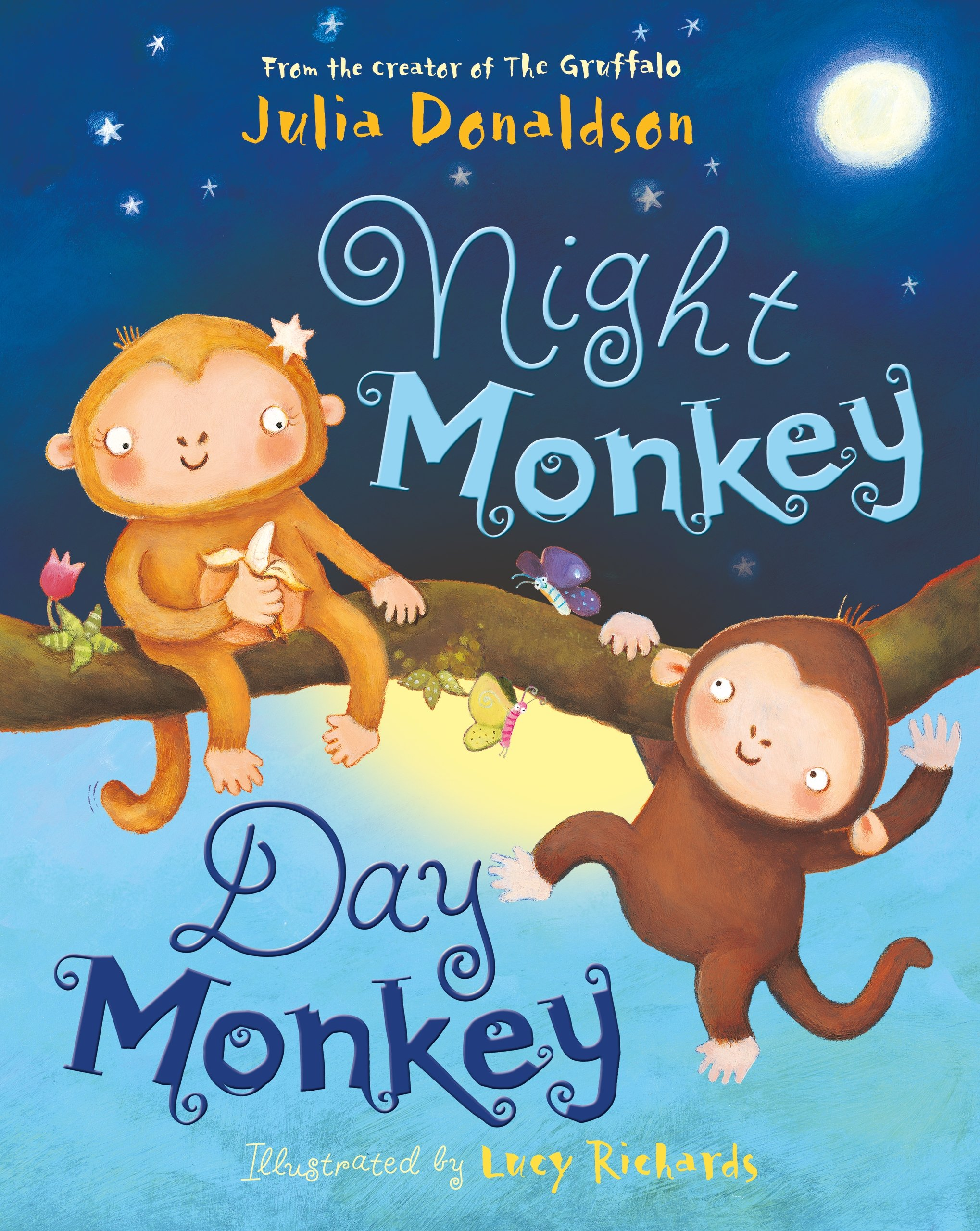 Night Monkey Day Monkey by imusti (Image #1)