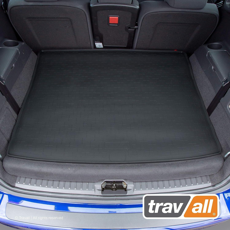 Travall® Liner Kofferraumwanne TBM1006 - Maßgeschneiderte Gepäckraumeinlage mit Anti-Rutsch-Beschichtung