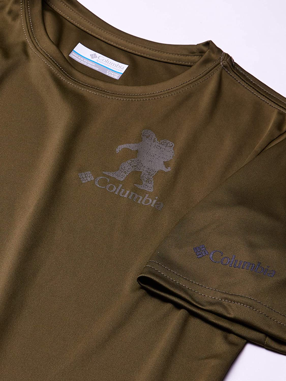 Columbia Kids /& Baby Terra Trail Short Sleeve Tee