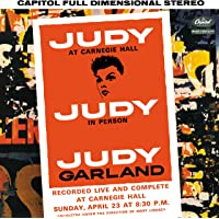 Judy At Carnegie Hall: Judy In Person (Vinyl)