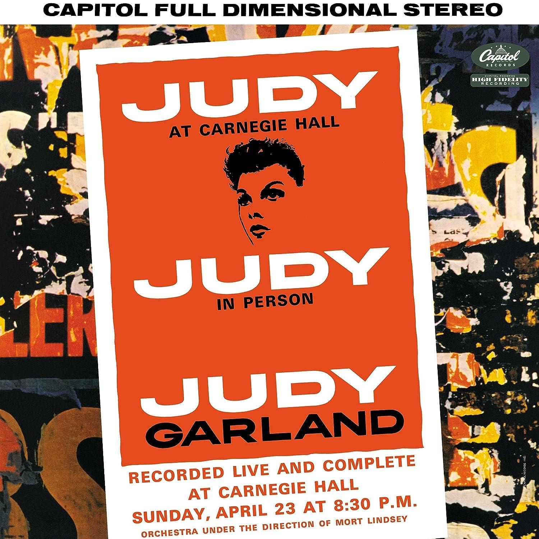 Judy At Carnegie Hall : Judy Garland: Amazon.es: Música