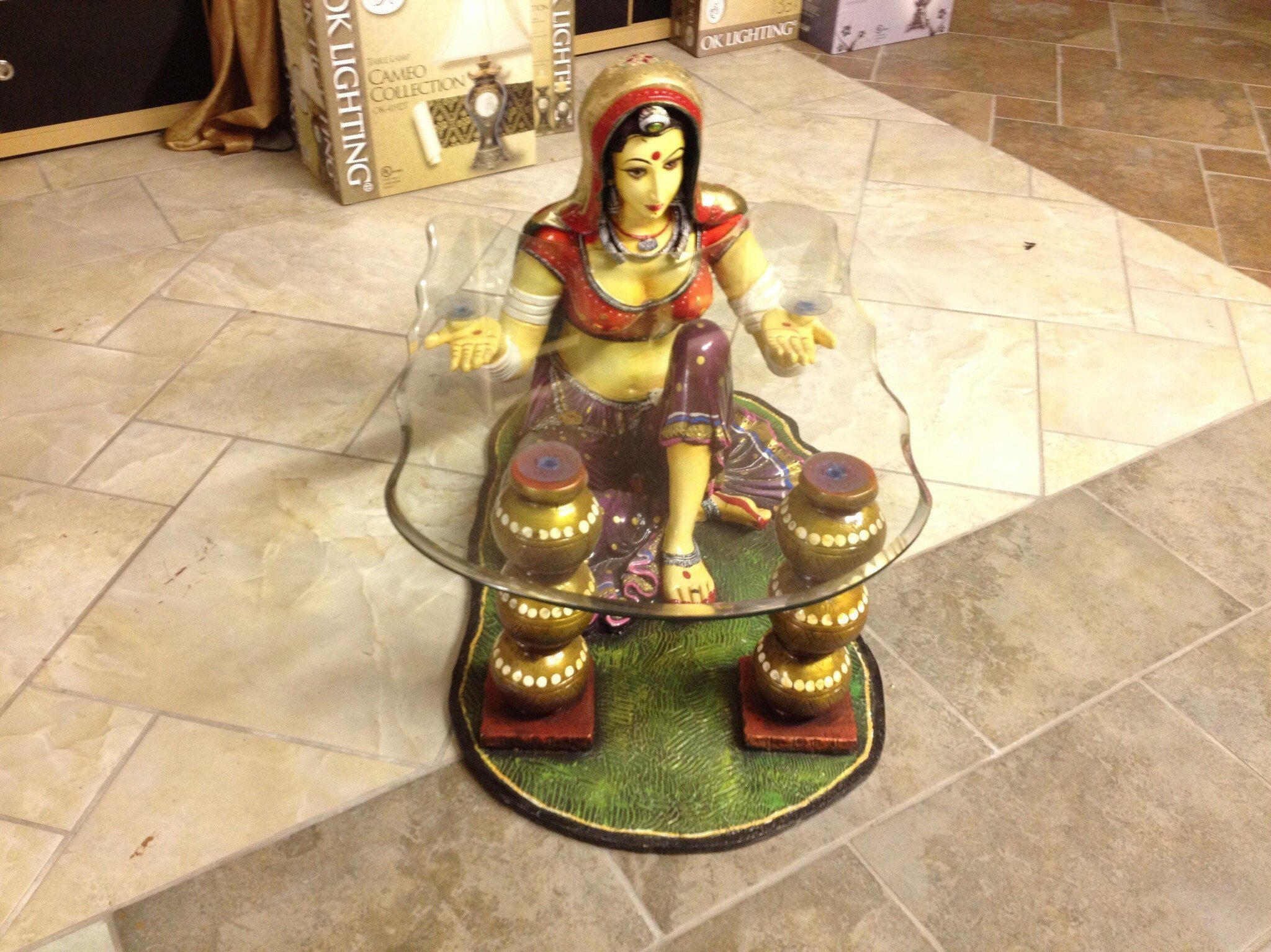 Coffee Table From India