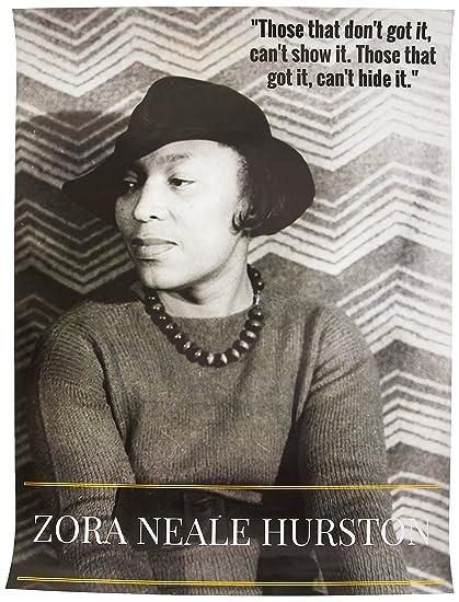 Amazon 777 Tri Seven Entertainment Zora Neale Hurston Poster