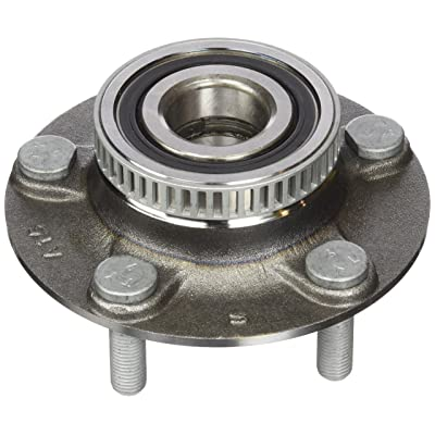 Timken 512029 Axle Bearing and Hub Assembly: Automotive