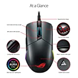 ASUS ROG Pugio Gaming Mouse Aura RGB USB Wired