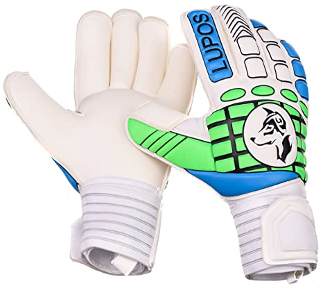 Amazon Com Lupos Goalie Gloves Youth Adult With Finger Save And