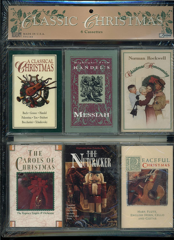 Christmas Homecoming Rockwell.Bach Handel Tchaikovsky Boccherini Palestrina Gossec