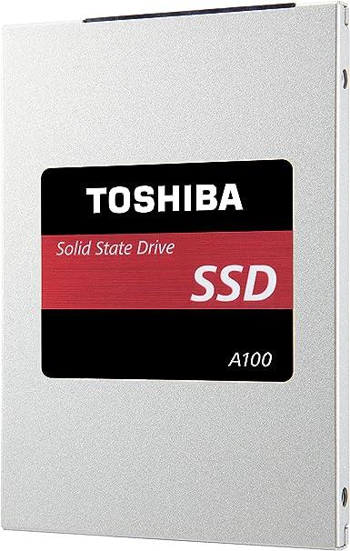 Toshiba A100 - Unidad de Estado sólido de 240 GB (6,4 cm, 2,5 ...
