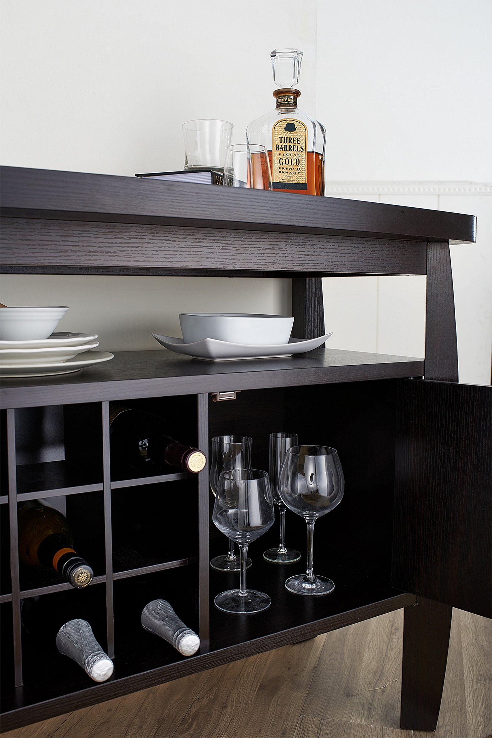 Great modern style dining buffet is perfect
