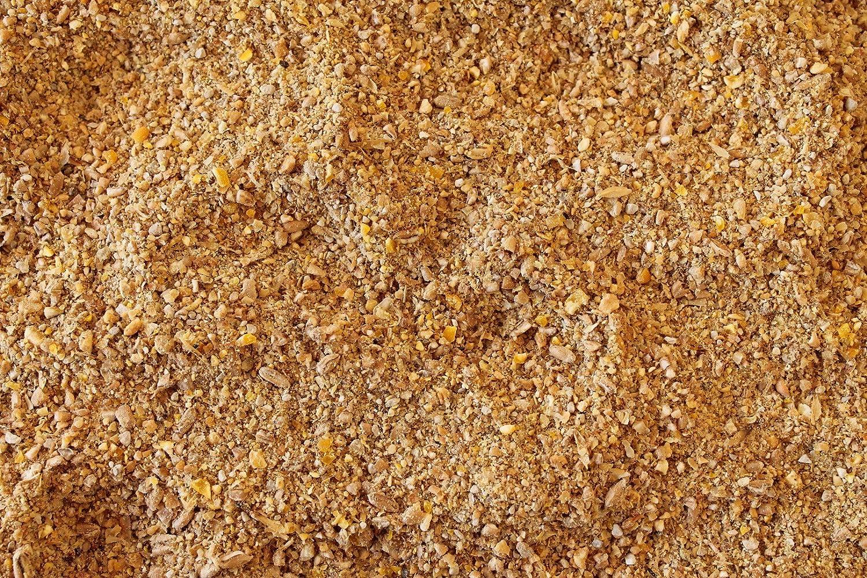 Anhaltiner Premiumfutter Alleinfutter für Legehennen Gold gelb 25 kg Erdtmann Kleintierfutter GmbH