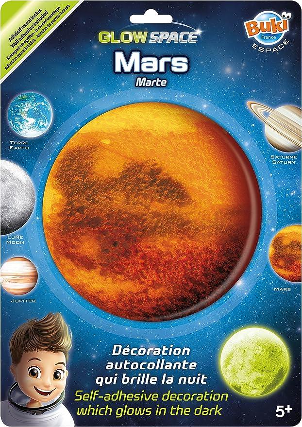 Planeta fosforescente Buki France 3DF8 Marte