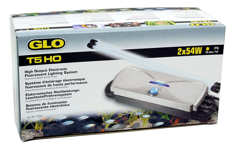 Hagen T5 Control Unit Twin Light, 54 W: Amazon.co.uk: Pet Supplies