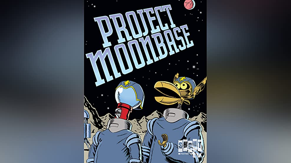 Mystery Science Theater 3000: Project Moonbase