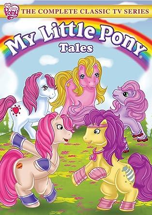 Amazoncom My Little Pony Tales The Complete TV Series Brigitta