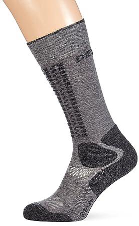 Devold Calcetines de Invierno para Hombre Alpine proxys, otoño/Invierno, Hombre, Color Gris - Flint/Coal, tamaño 37-39: Amazon.es: Deportes y aire libre