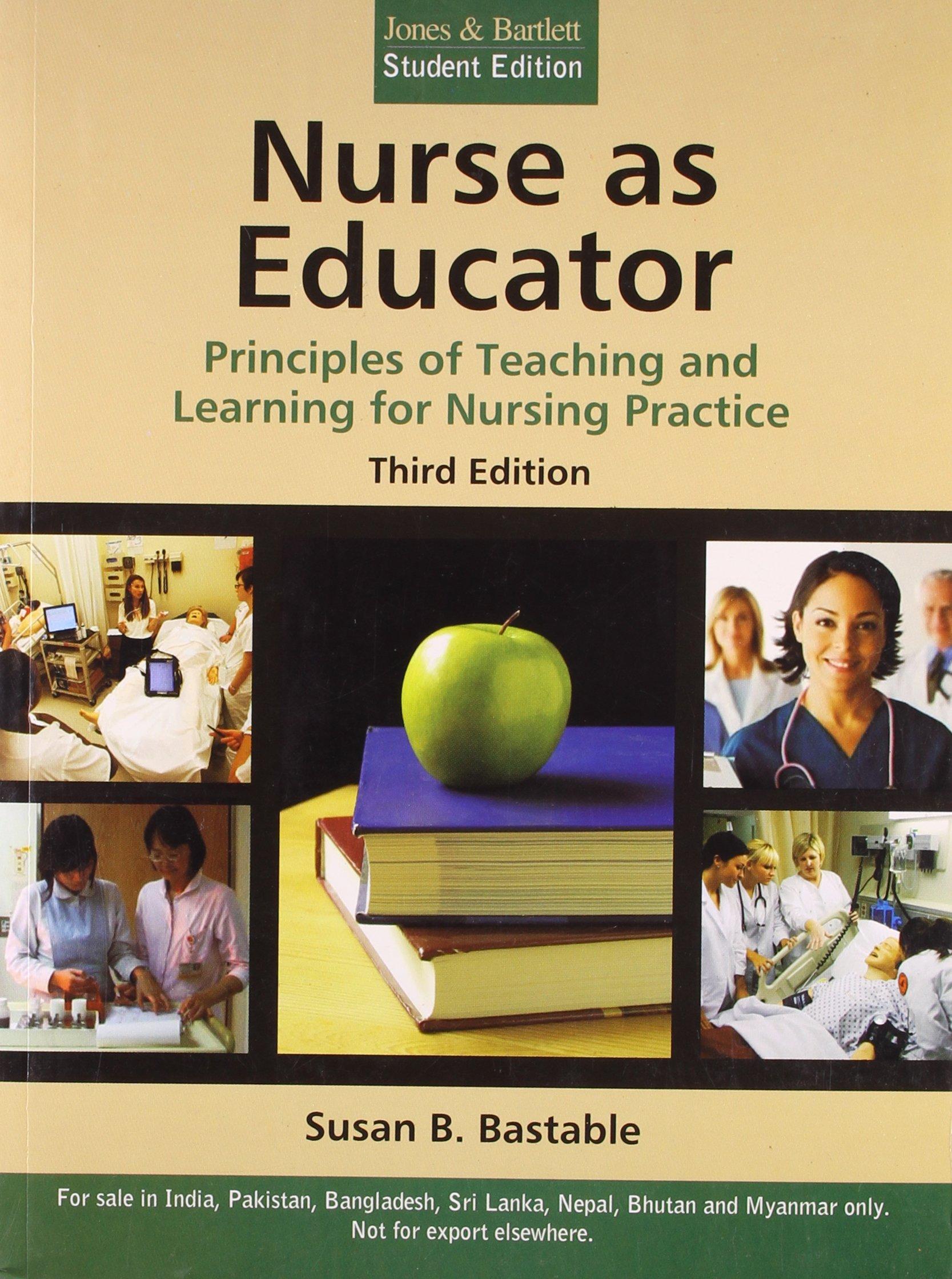 Nurse as Educator - 3rd Edition pdf epub